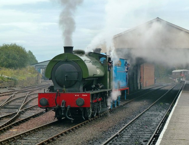 Bo'ness Steam Gala