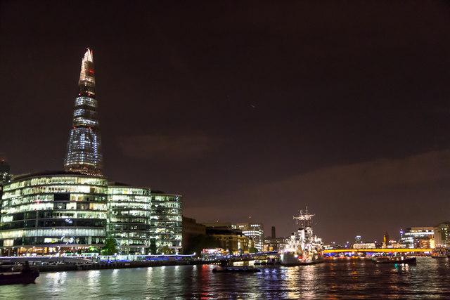 The Shard, London SE1