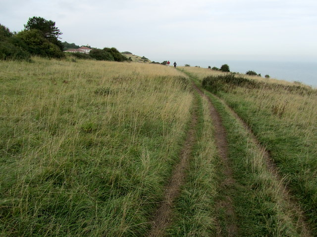 Path between St. Margaret's Bay and Kingsdown
