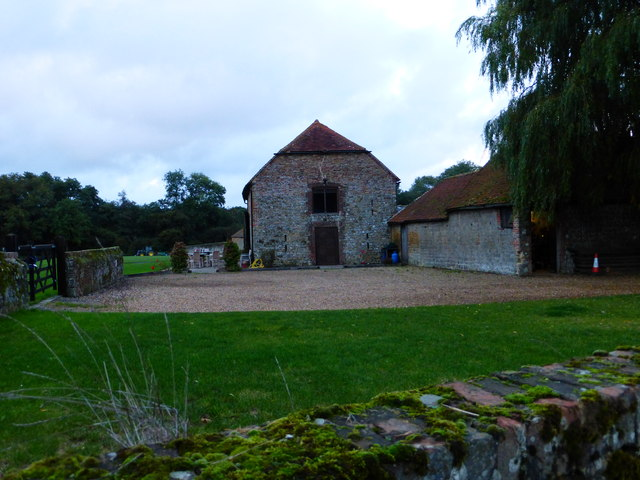 Buildings at Great Todham Farm