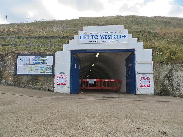 Tunnel doors open