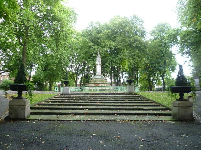 Burdett-Coutts Memorial Sundial