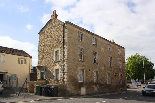Badcox housing block