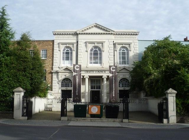 Crafts Council building, Pentonville Road