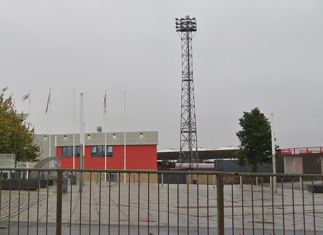 Gateshead Stadium