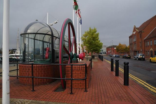 Humber Dock Street, Hull