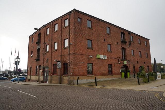 AskItalian on Princes Dock Street, Hull