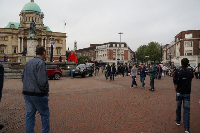 Victoria Square, Hull