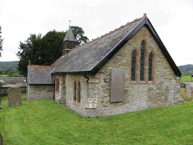 East end of St Marys