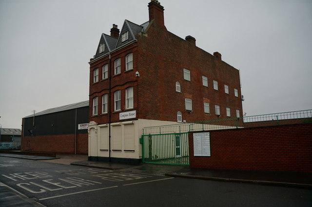 Compass House on Empringham Street, Hull