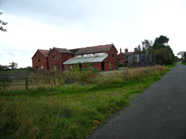 Hame Farm buildings