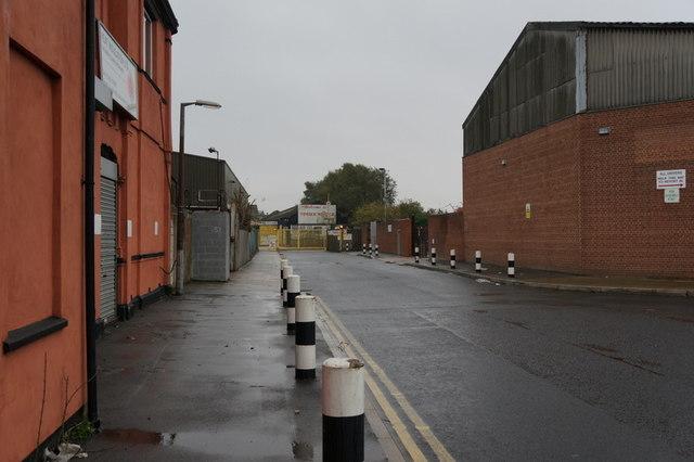 Crowle Street, Hull