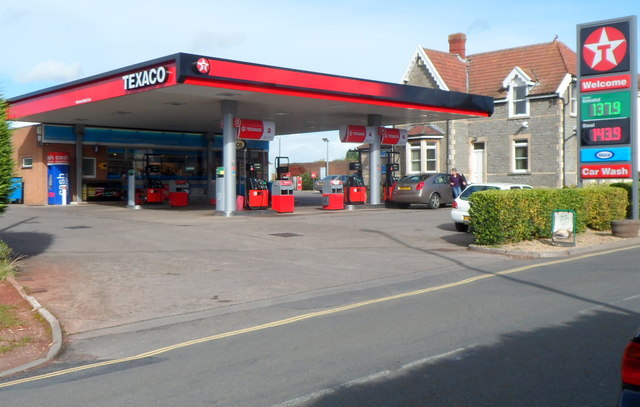 Texaco and Mace, Frenchay