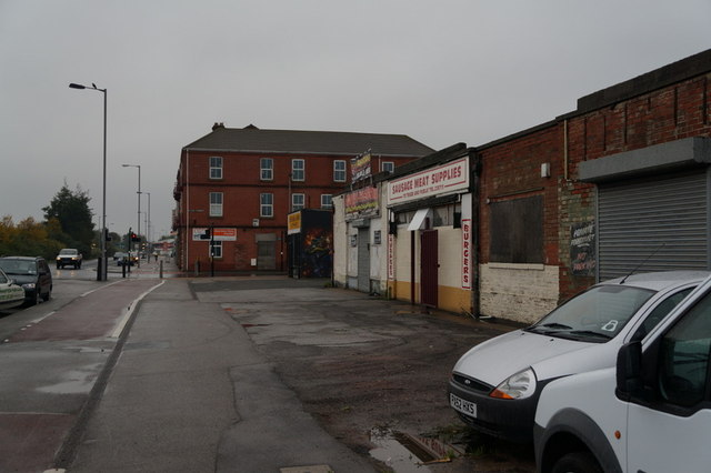 Hedon Road, Hull