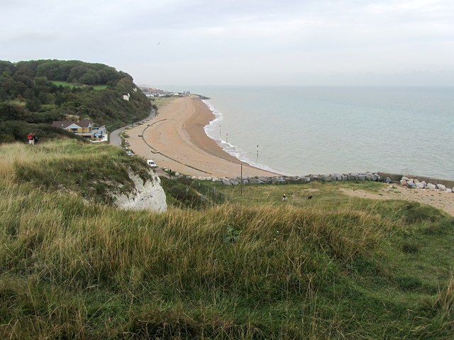 View towards Kingsdown