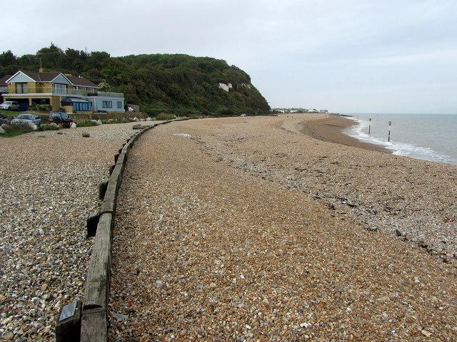 Beach at Oldstairs Bay