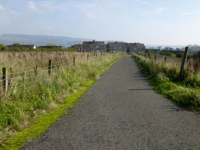 Path near Knowetop Farm