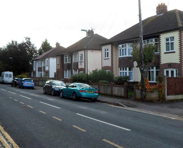 Begbrook Park houses, Frenchay