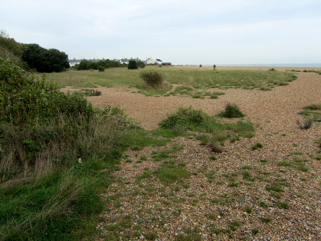 The Beach at Kingsdown