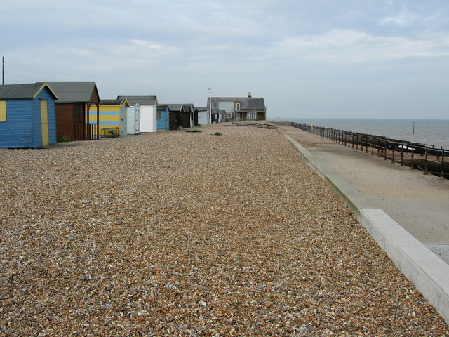 Sea Front at Kingsdown