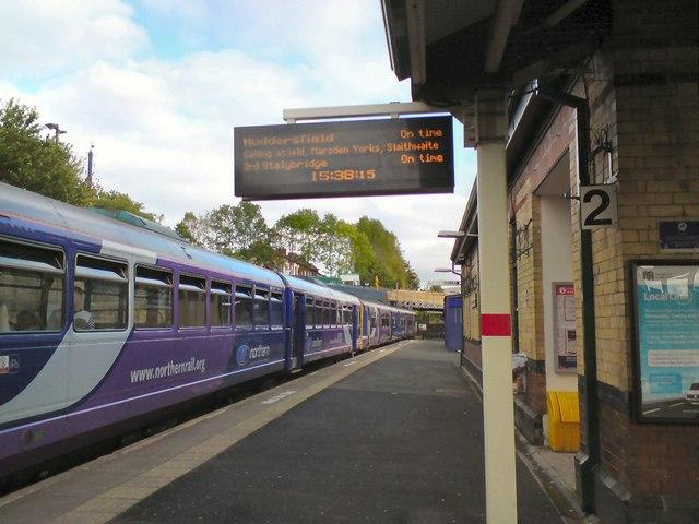 Ashton Station