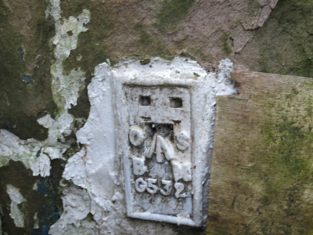 Ordnance Survey Flush Bracket G532