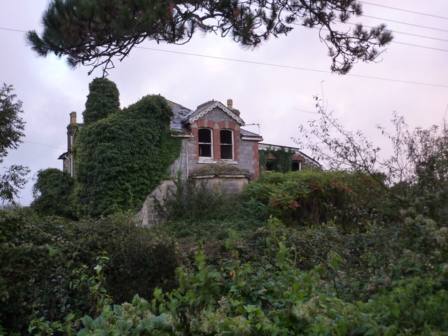 Derelict Farmhouse, Brixham Road