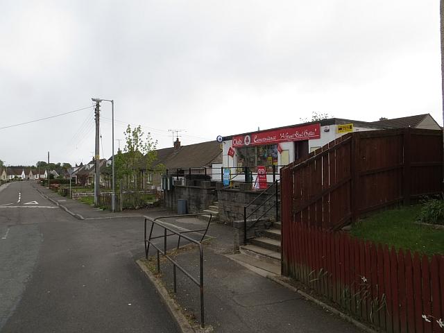Shop, Cargenbridge