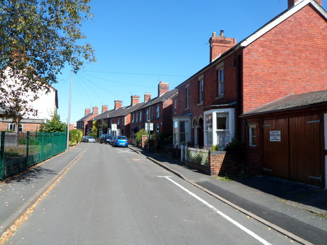 Newton Street houses, Craven Arms