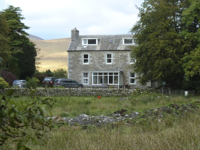 The farmhouse at Mark