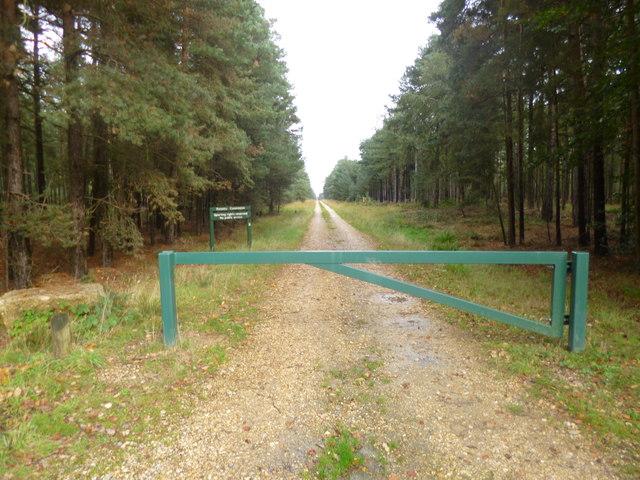 Somerley, gateway
