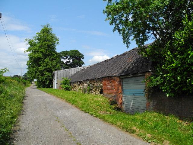 Cliff Lane/Cliff Farm