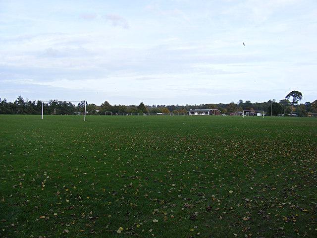 Saxmundham Sports Club Playing Field