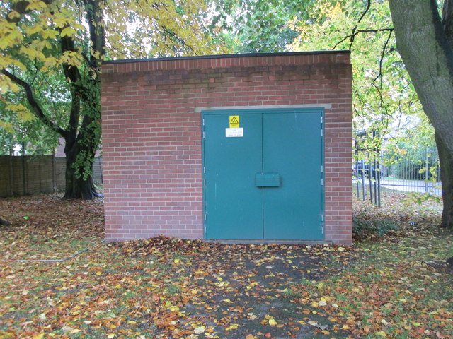 Electricity Substation No 2085 - off Gledhow Lane
