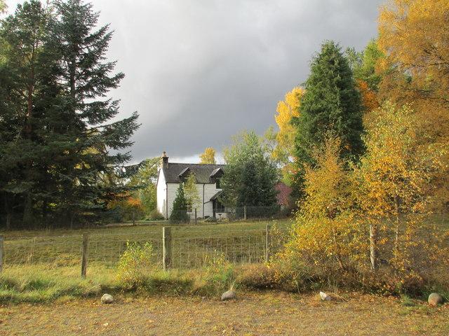 Glencairn in the autumn