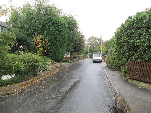 St Margaret's Avenue - St Margaret's View