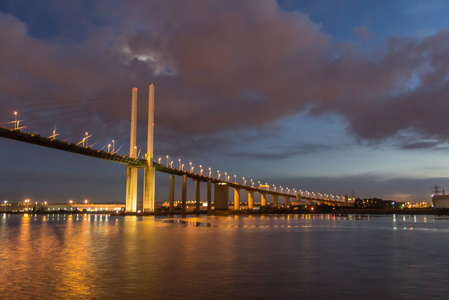 QEII Bridge, London