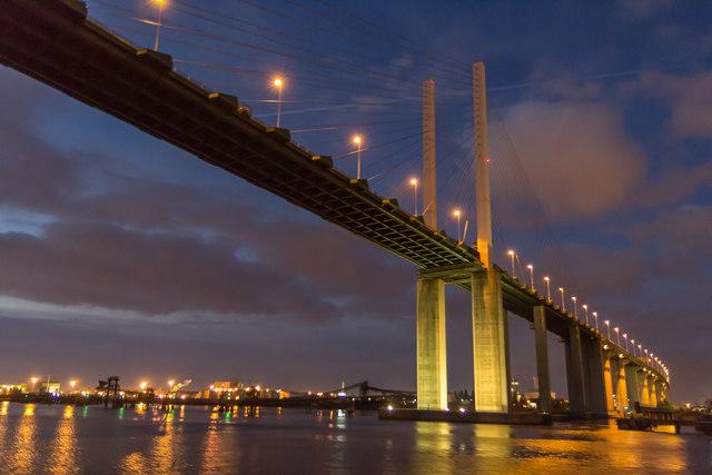 QEII Bridge, London