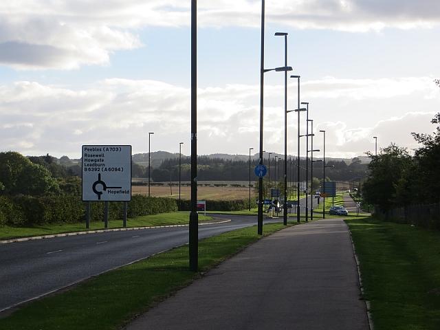 Bonnyrigg Distribution Road