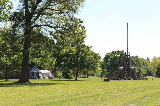 Warwick Castle  (35)