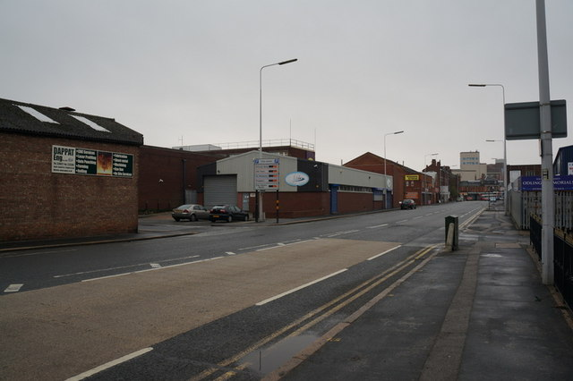 New Cleveland Street, Hull