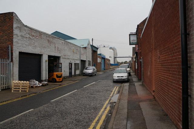 Hodgson Street, Hull