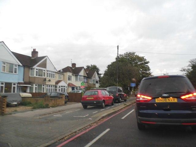 Uxbridge Road, Hanworth