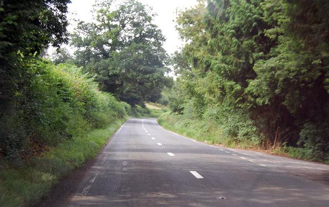 B4224 towards Sollers Hope