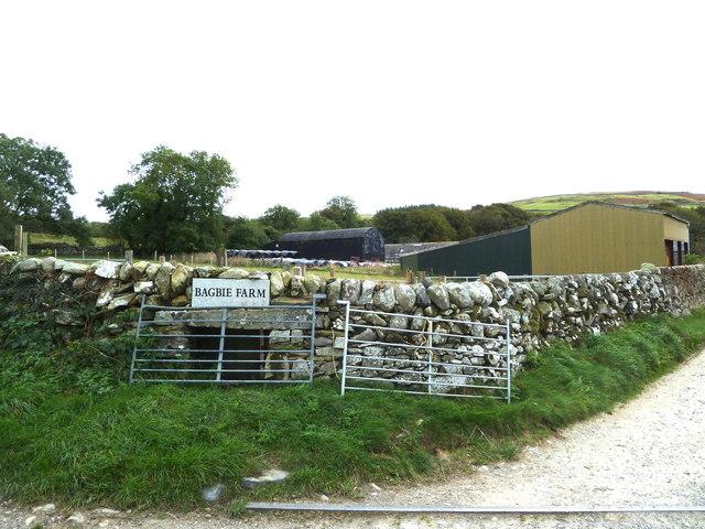 Outbuildings at Bagbie Farm
