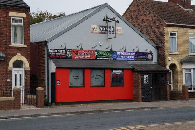 Southcoates Club on New Bridge Road, Hull
