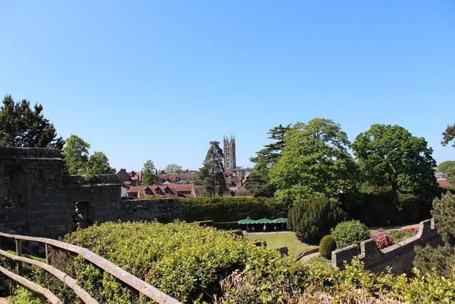 Warwick Castle  (39)