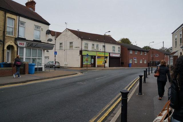 New Bridge Road, Hull