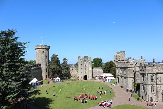 Warwick Castle  (41)