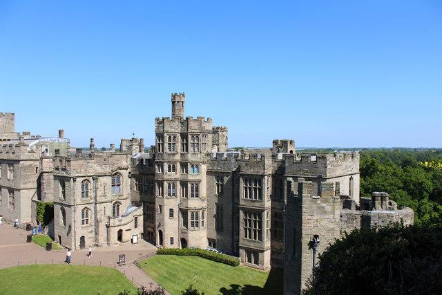 Warwick Castle  (42)